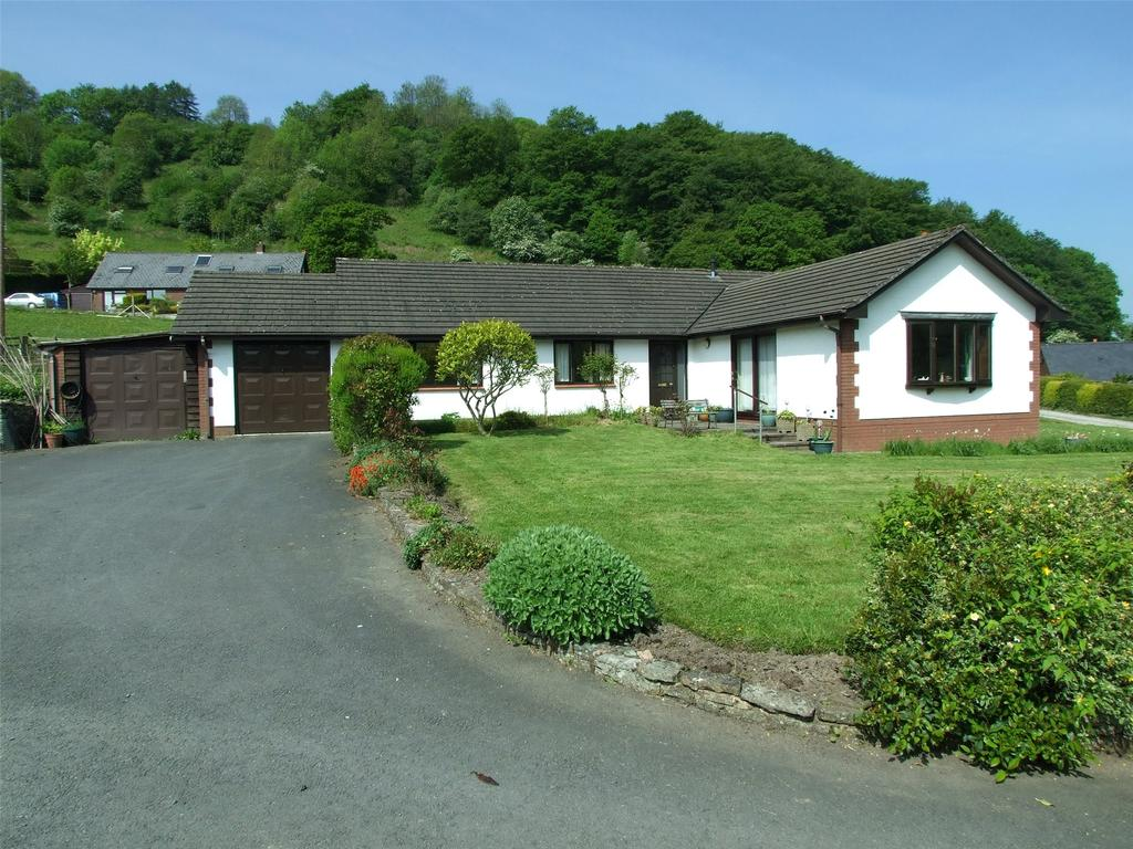 4 Bedrooms Equestrian Facility Character Property for sale in Knucklas Road, Knighton, Powys