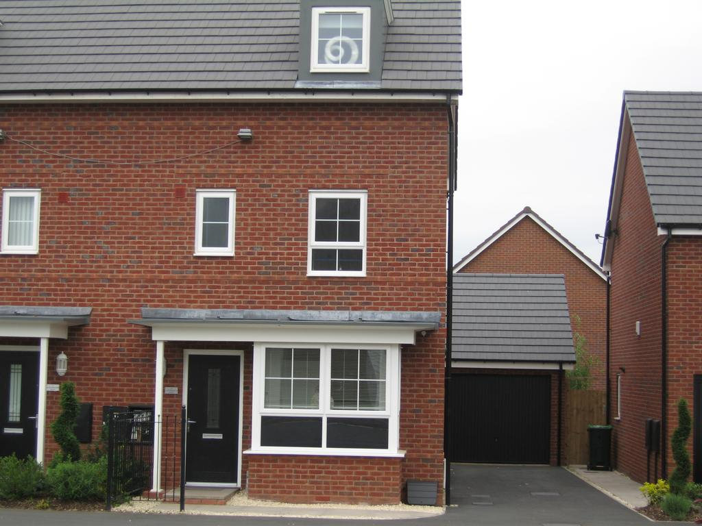 4 Bedrooms Semi Detached House for sale in Devereux Road, West Bromwich B70