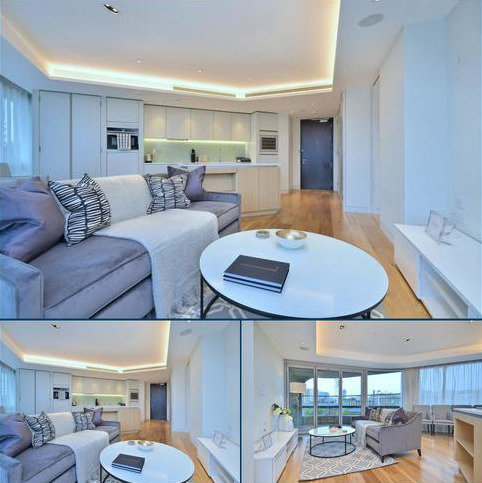 1 bedroom flat to rent - Canaletto Tower, City Road, Islington, London, EC1V