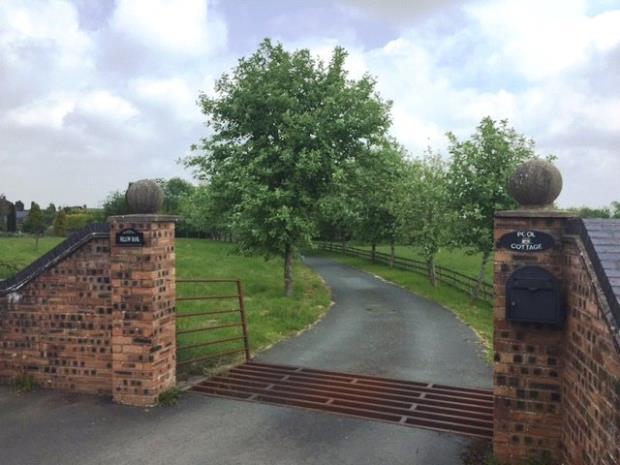 Land Commercial for sale in Hengoed Development, Hengoed, Oswestry, Shropshire