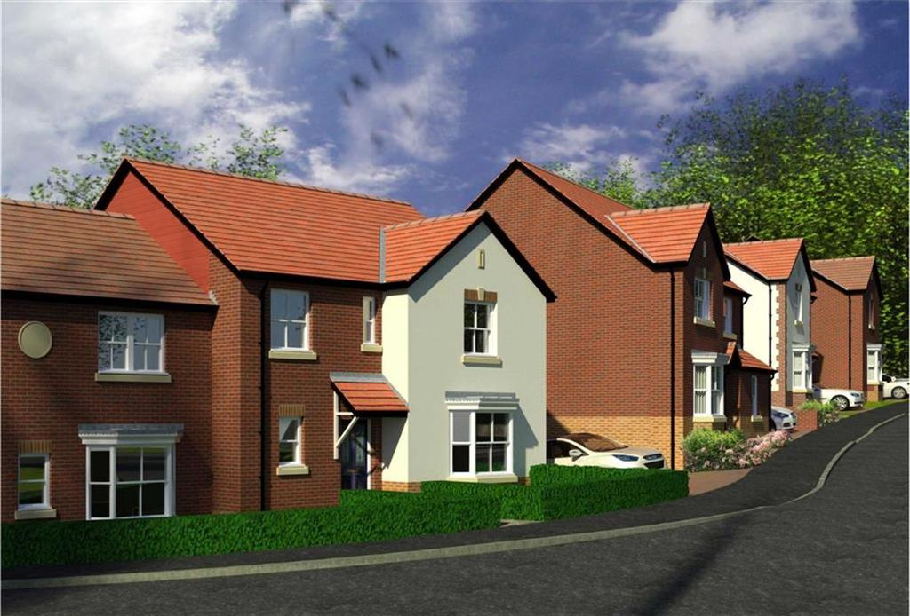 4 Bedrooms Semi Detached House for sale in The Commodore, Cwmbran