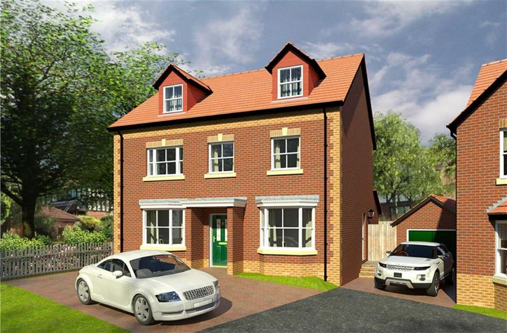 5 Bedrooms Detached House for sale in The Commodore, Cwmbran