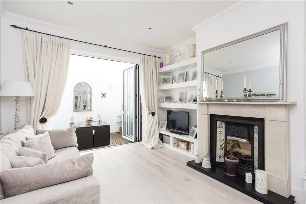 4 Bedrooms Semi Detached House for sale in Berrymede Road, Chiswick, London, W4