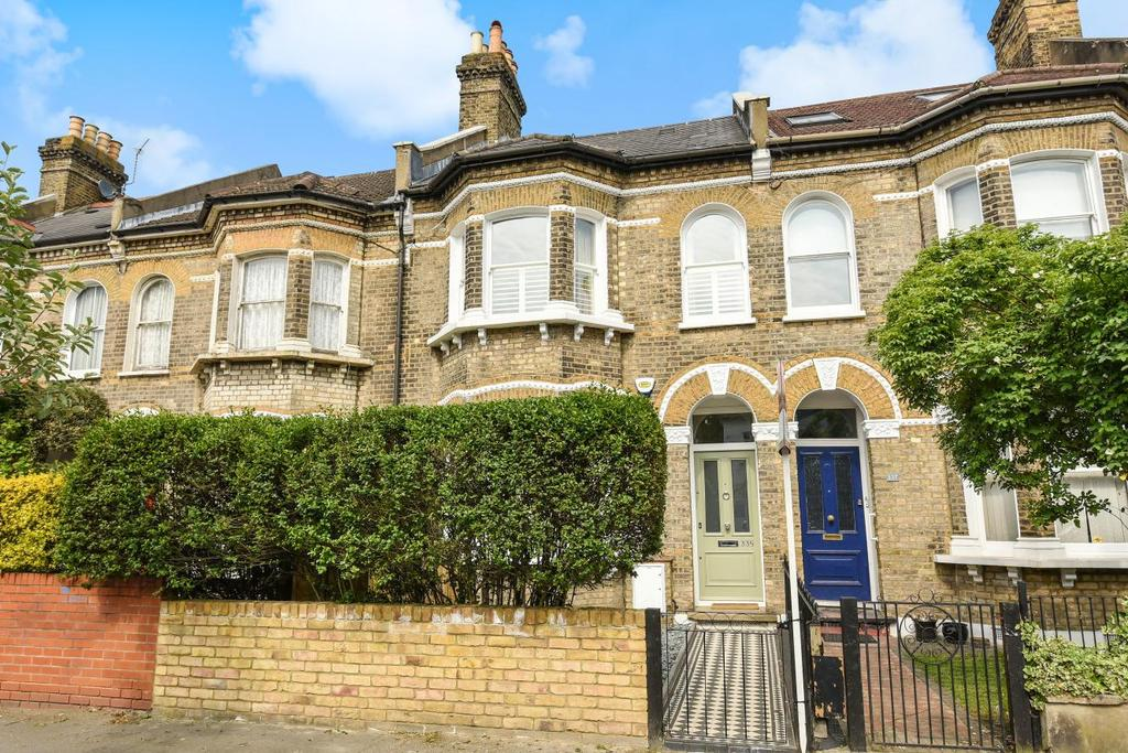 4 Bedrooms Terraced House for sale in Lordship Lane, East Dulwich, SE22