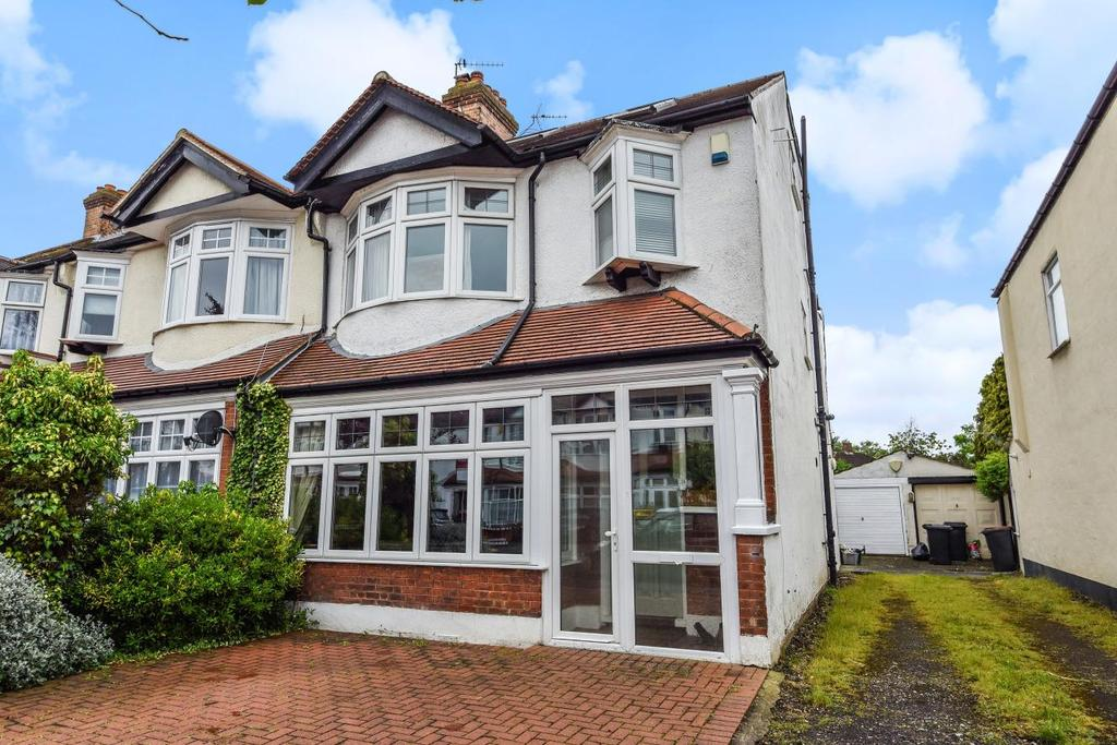 5 Bedrooms Terraced House for sale in Altyre Way, Beckenham, BR3