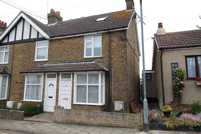 3 Bedrooms End Of Terrace House for sale in Churchfield Road, Walton On The Naze