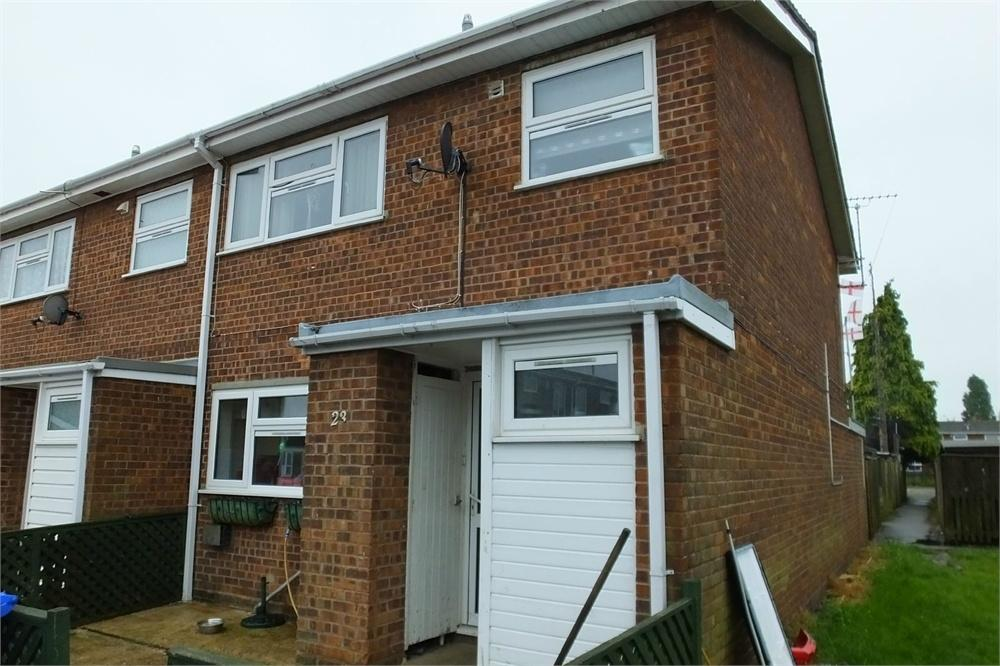 3 Bedrooms End Of Terrace House for sale in Porcher Way, Boston, Lincolnshire
