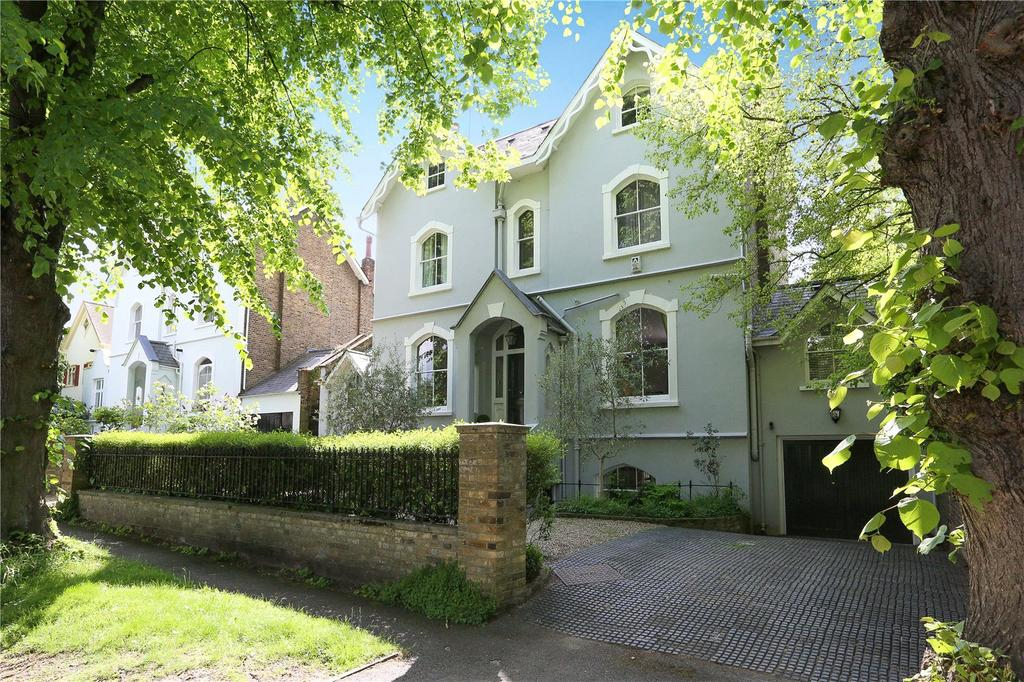 5 Bedrooms Unique Property for sale in Putney Park Avenue, Putney, London, SW15