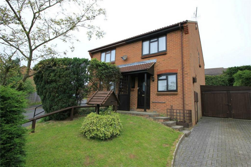 2 Bedrooms Semi Detached House for sale in 24 Northiam Rise, ST LEONARDS-ON-SEA, East Sussex