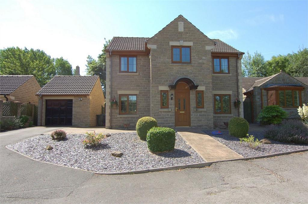 4 Bedrooms Detached House for sale in Old Oaks View, Barnsley, BARNSLEY, South Yorkshire