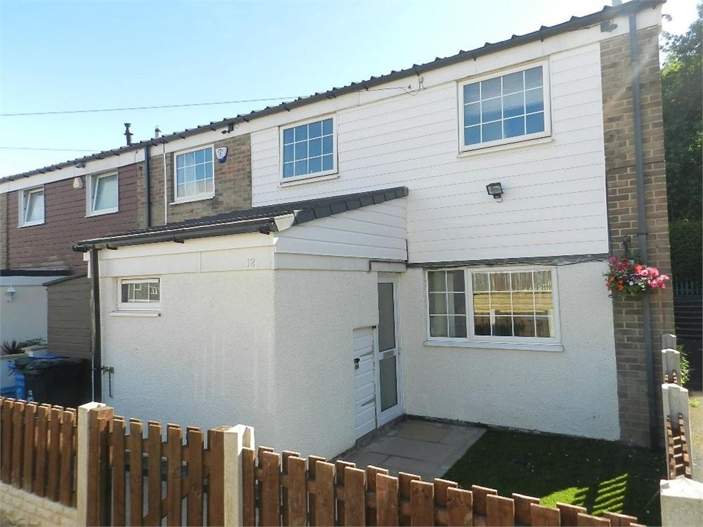 3 Bedrooms End Of Terrace House for sale in Briary Avenue, High Green, SHEFFIELD, South Yorkshire