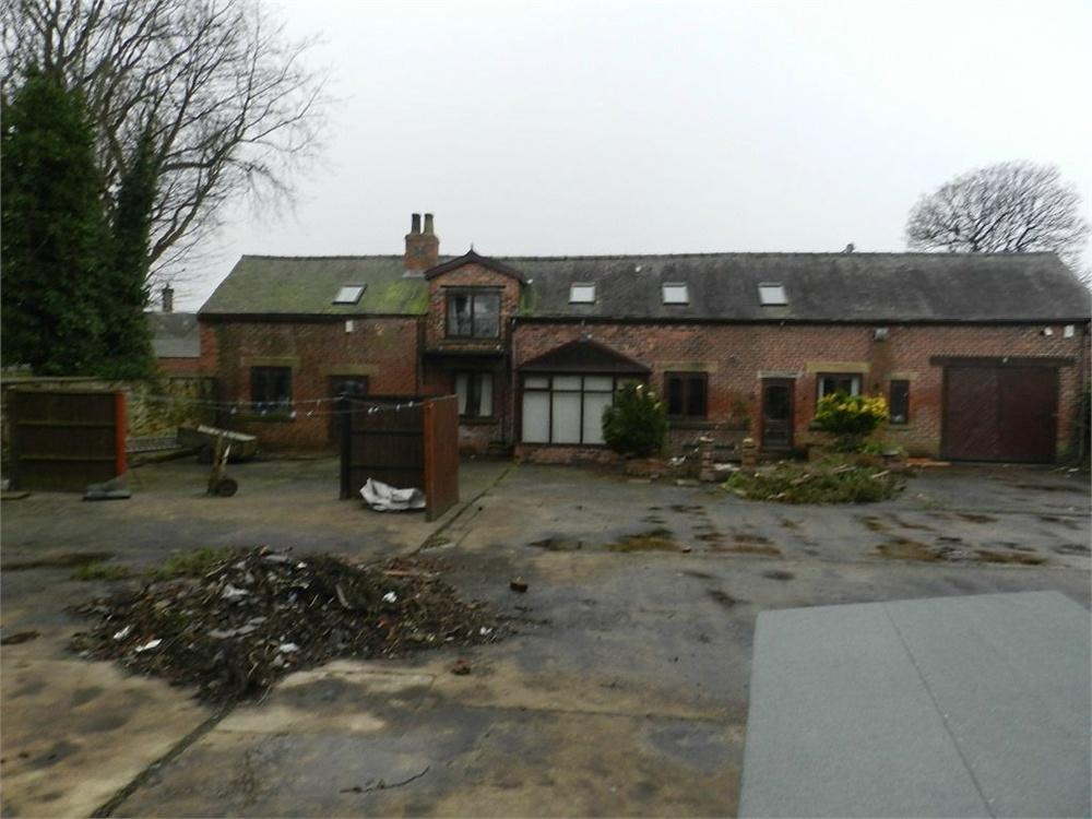 3 Bedrooms Detached House for sale in The Old Warehouse, Westwood Road, High Green, SHEFFIELD, South Yorkshire