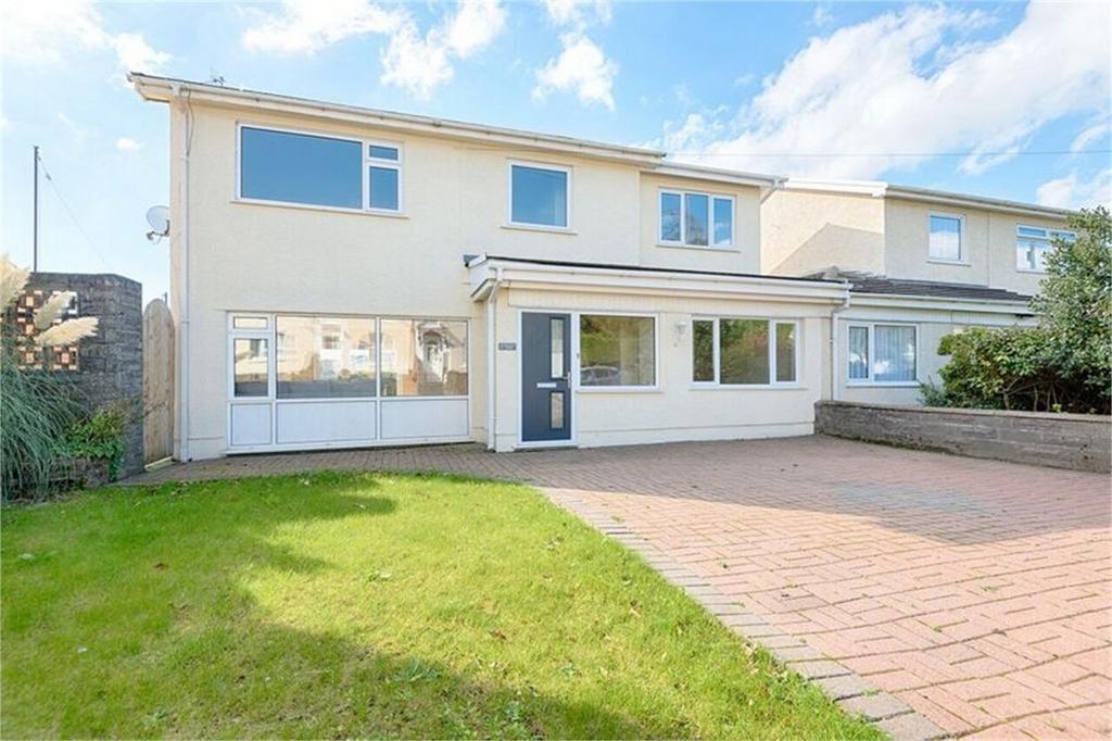 4 Bedrooms Detached House for sale in 1 Danlan Park, Pembrey, Burry Port, Carmarthenshire