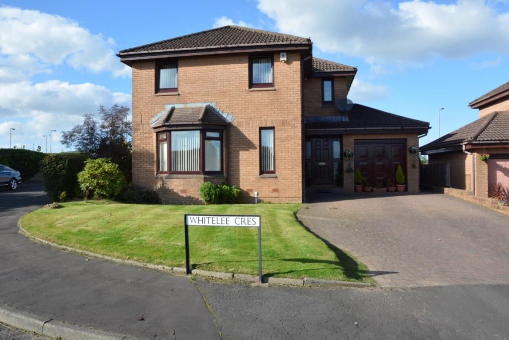 4 Bedrooms Detached House for sale in 32 Whitelee Crescent, Newton Mearns, G77 6UH