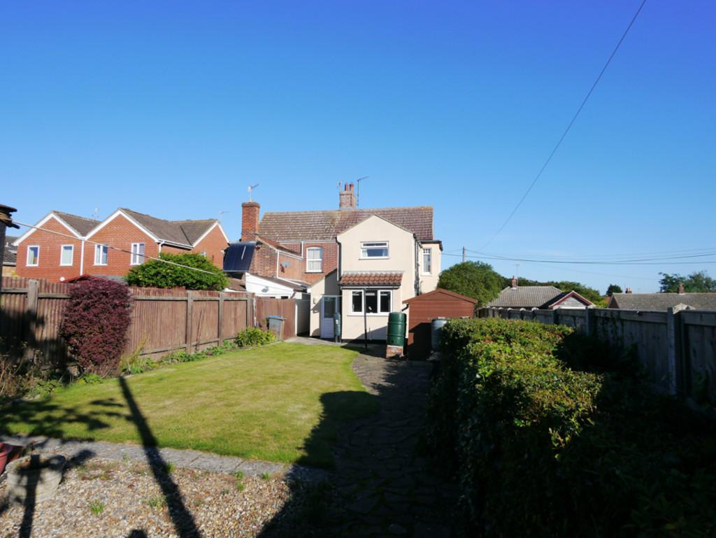 4 Bedrooms Semi Detached House for sale in St. John's Road, Saxmundham
