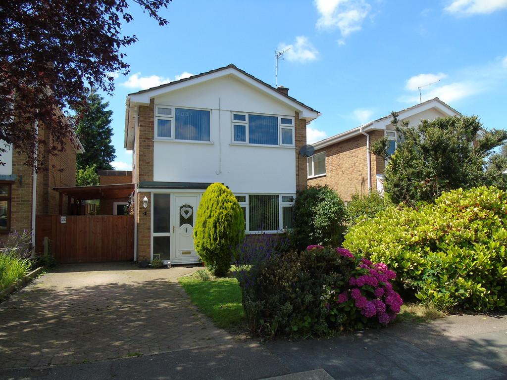 3 Bedrooms Detached House for sale in Thirlmere Drive, Loughborough