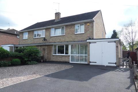 3 bedroom semi-detached house to rent - Wilton Avenue, Loughborough