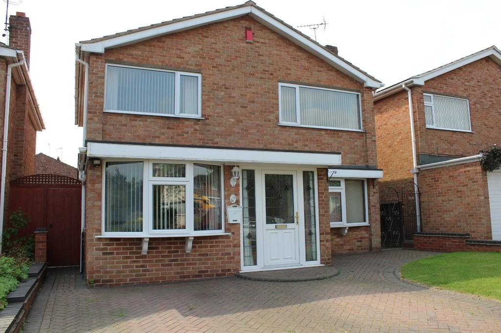 5 Bedrooms Detached House for sale in Oak Crescent, East Leake