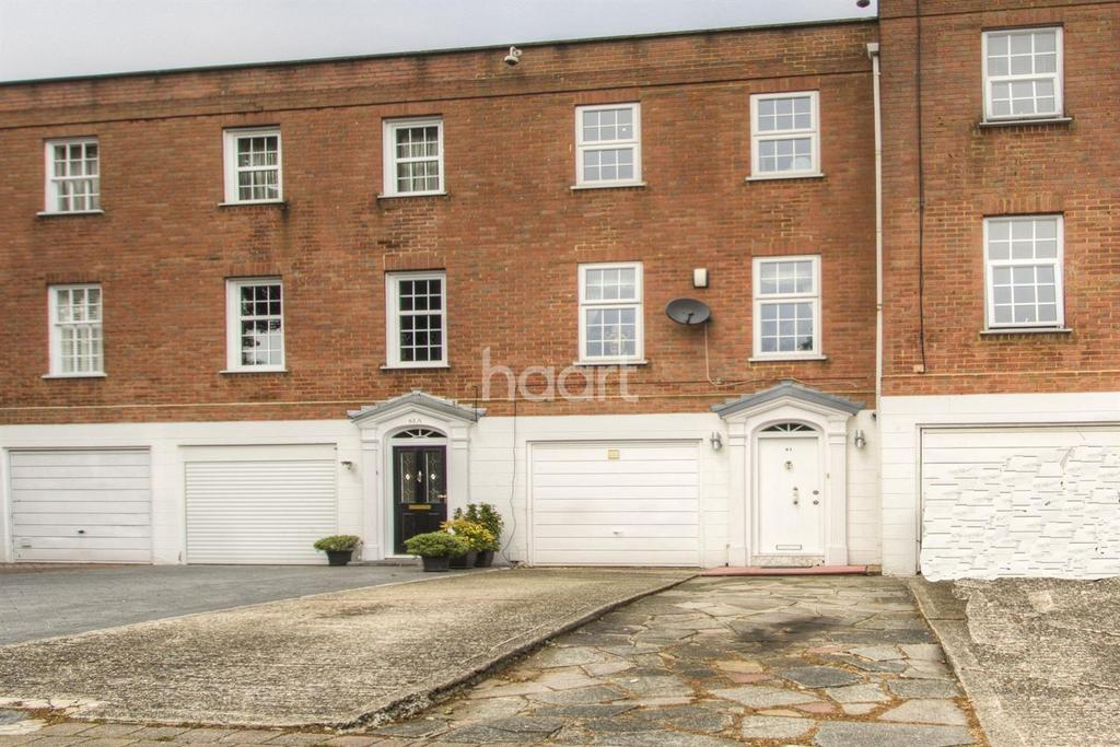 4 Bedrooms Terraced House for sale in The Mall