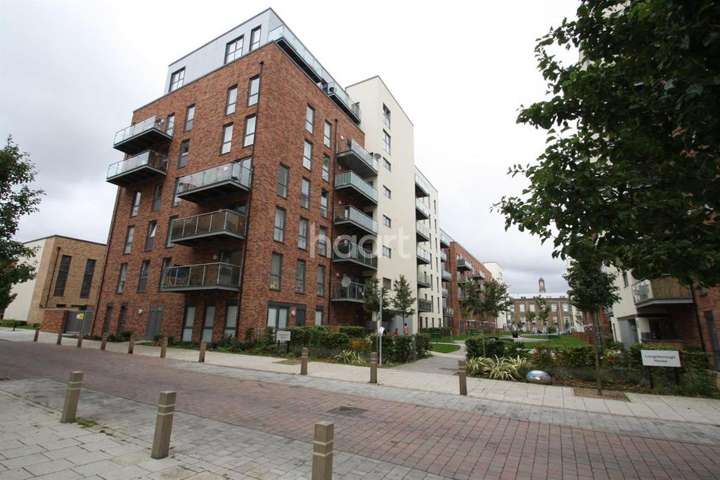 1 Bedroom Flat for sale in Canterbury House, Honour Gardens