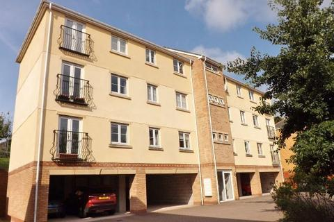 2 bedroom apartment to rent - PONTPRENNAU - Light, modern furnished 3rd Floor apartment in a cul de sac location, with covered off road parking