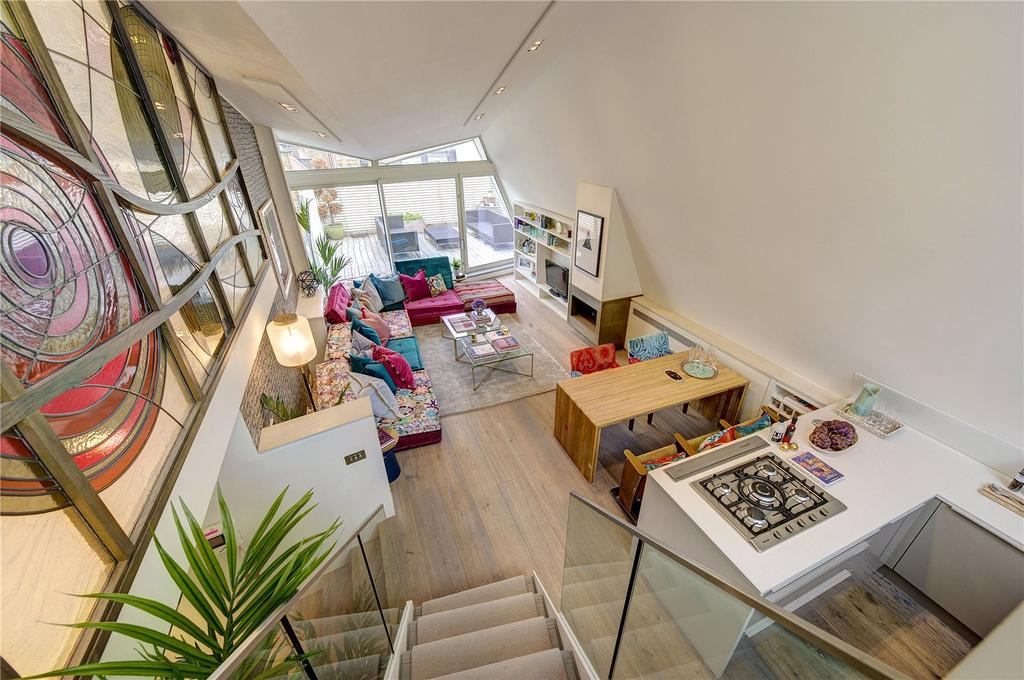 3 Bedrooms Penthouse Flat for sale in Macklin Street, Covent Garden, WC2B