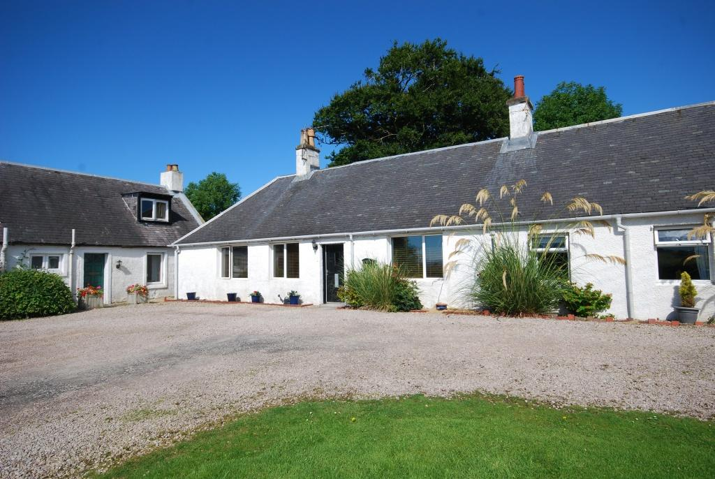 4 Bedrooms Cottage House for sale in 1 Lawhill Cottage, Troon, KA10 7ES