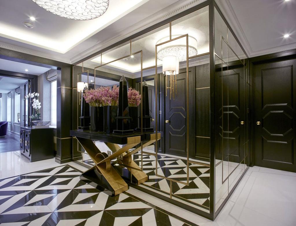 3 Bedrooms Apartment Flat for sale in Grosvenor Square, London, W1K