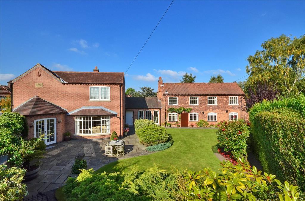 5 Bedrooms Detached House for sale in Water Lane, Oxton, Southwell, Nottinghamshire