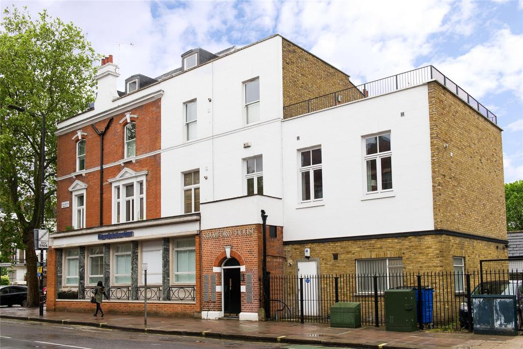 1 Bedroom Flat for sale in Chiswick High Road, Chiswick, London