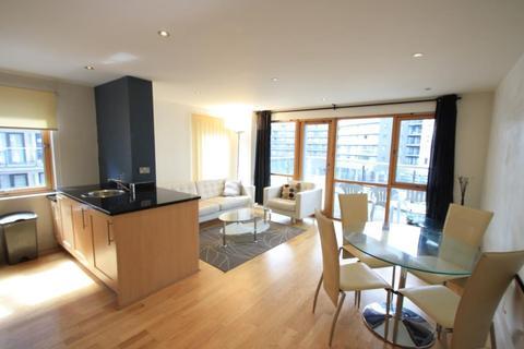 2 bedroom apartment to rent - MCCLURE HOUSE, LEEDS DOCK, LS10 1LR