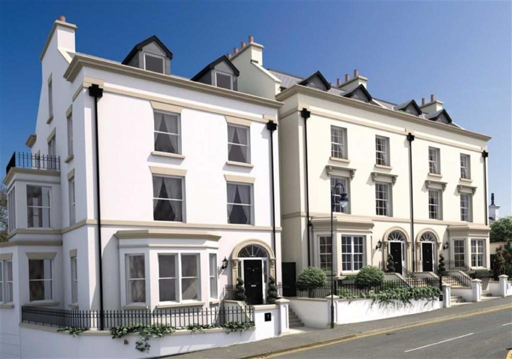 5 Bedrooms Town House for sale in Derby Square, Douglas, Isle of Man