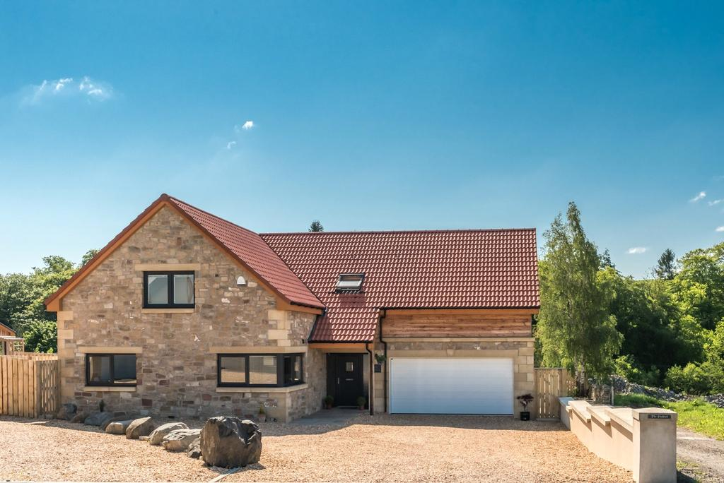 4 Bedrooms Detached House for sale in The Paddock, Russell Mains Farm, Cupar, Fife, KY15