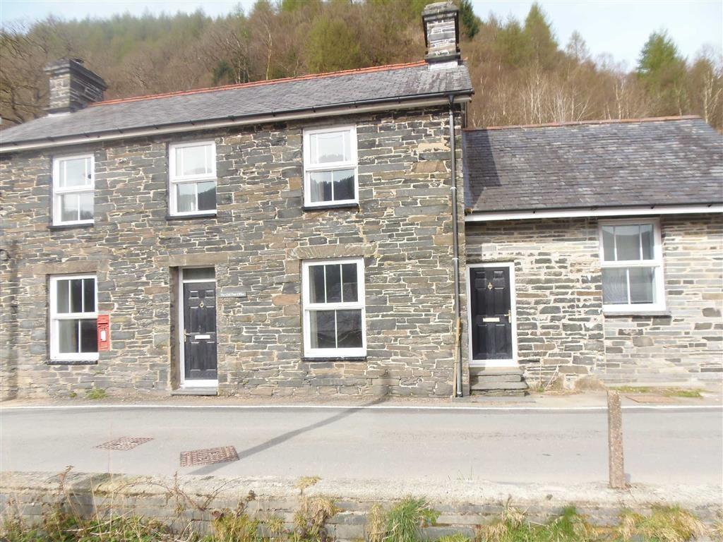 3 Bedrooms Link Detached House for sale in The Old Post Office, Pensarn, Aberllefenni, Nr Machynlleth, Gwynedd, SY20