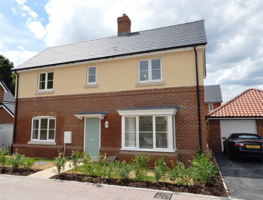 4 Bedrooms Detached House for sale in Plot 33 The Birches, Dunmow Road, Little Canfield, Dunmow