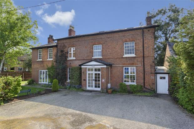 Land Commercial for sale in Smallbrook Lodge, Smallbrook Road, Whitchurch, Shropshire