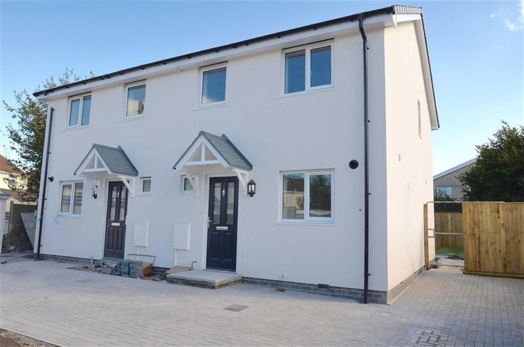 3 Bedrooms Semi Detached House for sale in Oakleigh Road, Loughor, Loughor Swansea