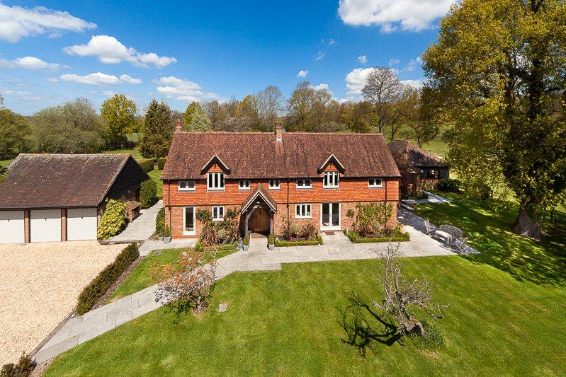 6 Bedrooms House for sale in Pigbush Lane, Loxwood, Billingshurst, West Sussex, RH14