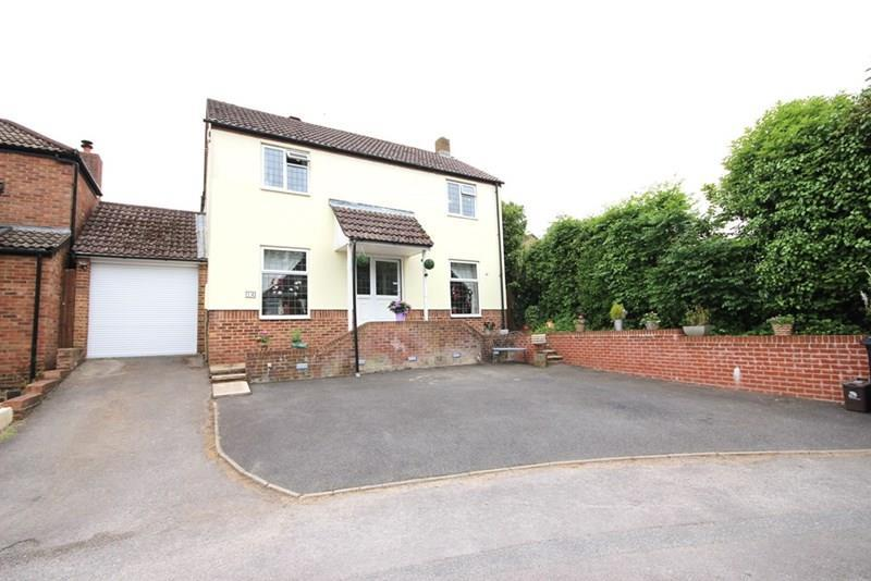 4 Bedrooms Detached House for sale in Old Chapel Drive, Lytchett Matravers, Poole