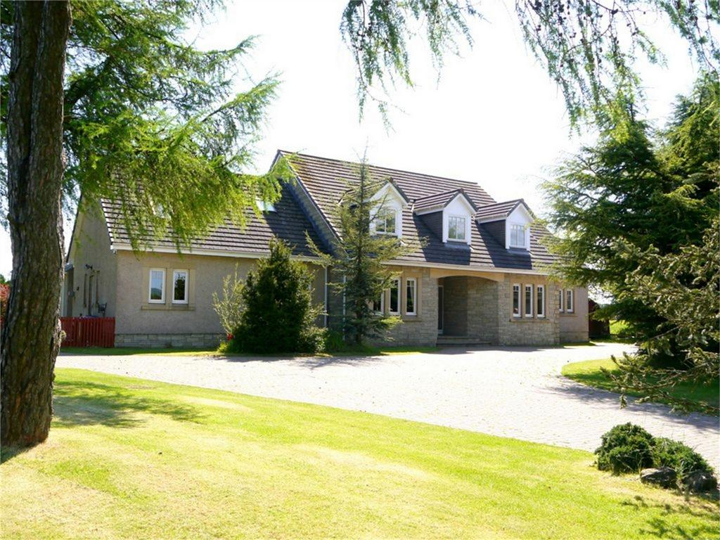 6 Bedrooms Detached House for sale in 6 The Nurseries, Balado, Kinross, Kinross-shire