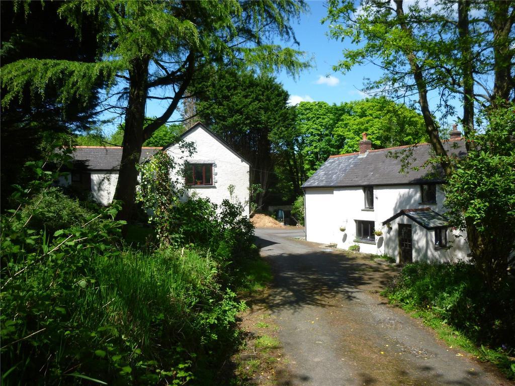 6 Bedrooms Detached House for sale in Pensilva, Liskeard, Cornwall