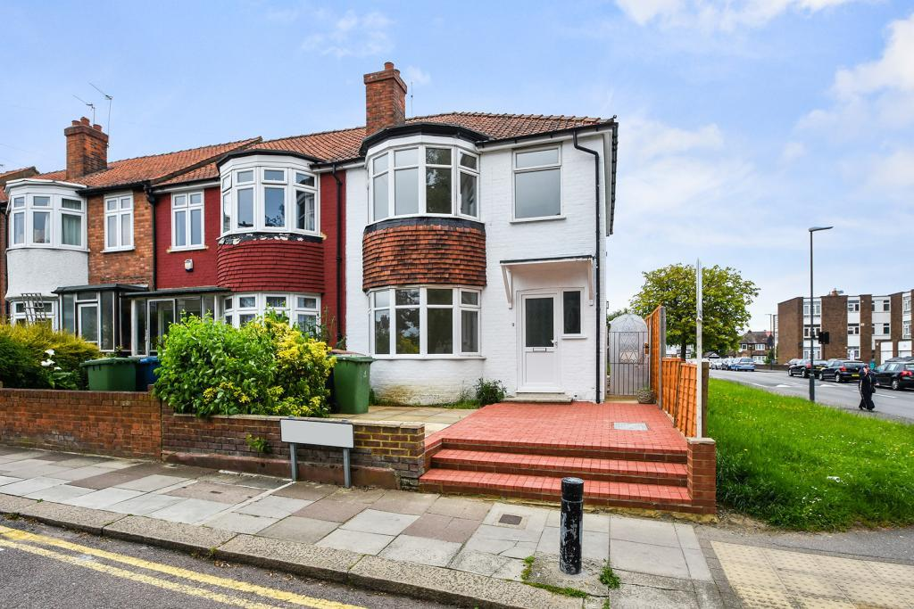 4 Bedrooms End Of Terrace House for sale in Marlborough Hill, Harrow, Middx, HA1