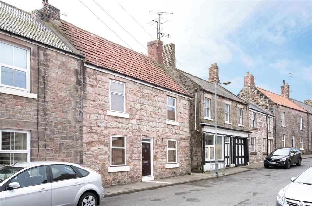 3 Bedrooms Terraced House for sale in Middle Street, Spittal, Berwick Upon Tweed, Northumberland