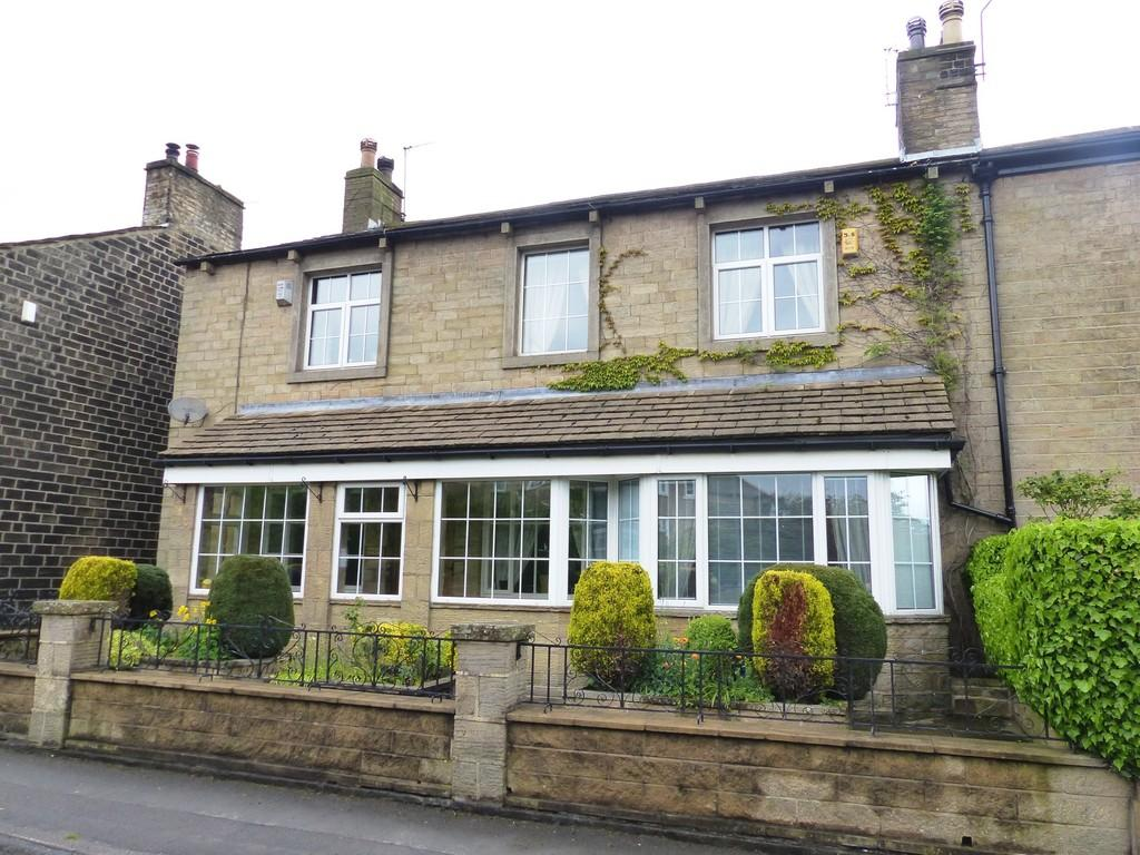 3 Bedrooms End Of Terrace House for sale in Keighley Road, Cross Hills