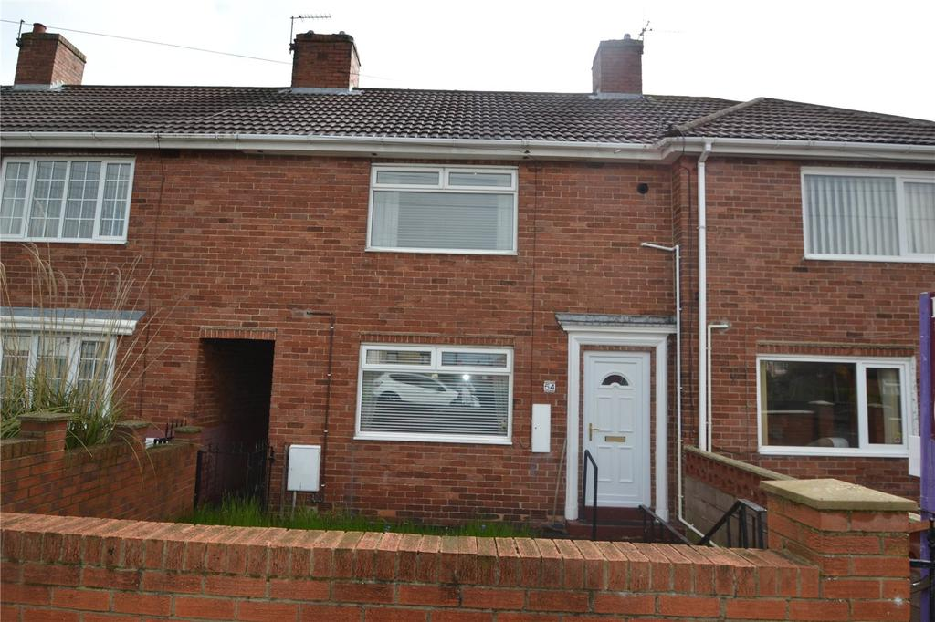 2 Bedrooms Terraced House for sale in Hawthorn Terrace, Shotton, DH6