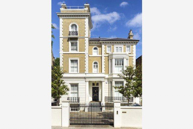 6 Bedrooms House for sale in Carlton Hill, London, NW8