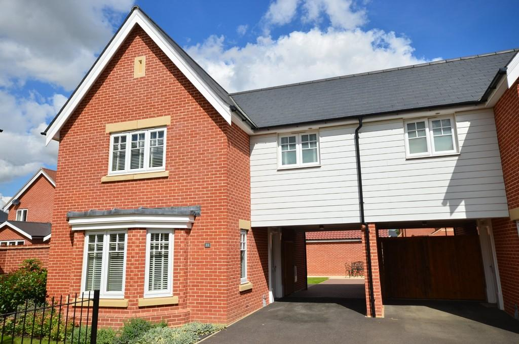 3 Bedrooms Link Detached House for sale in Great Horkesley, Colchester, CO6 4FH