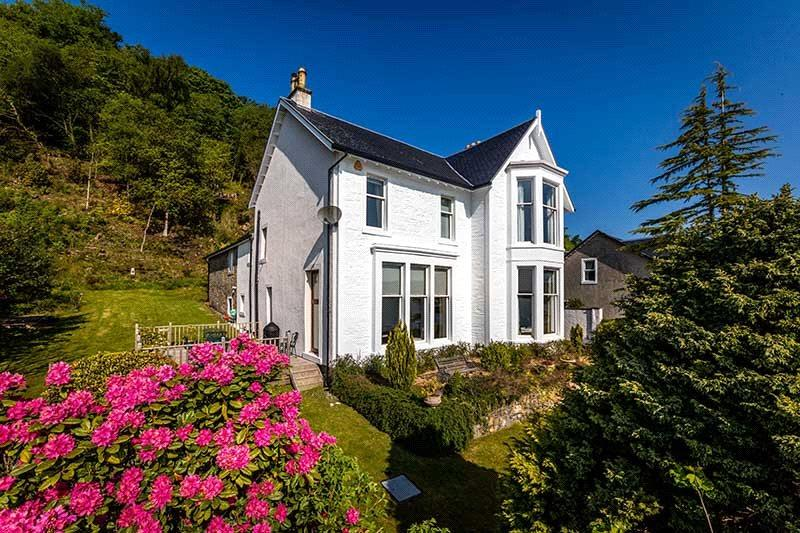 6 Bedrooms Detached House for sale in Rosehaugh, Blairmore, Dunoon, Argyll, PA23