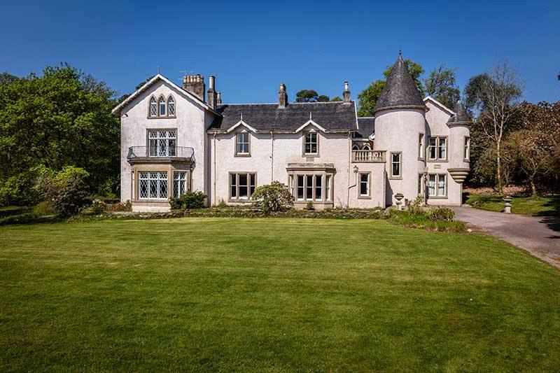 9 Bedrooms Detached House for sale in Castleton House, Castleton, Lochgilphead, Argyll, PA31