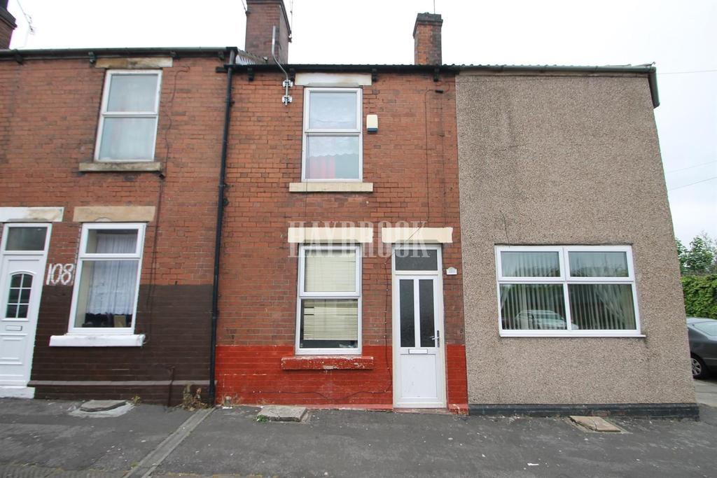 2 Bedrooms Terraced House for sale in Josephine Road, Holmes